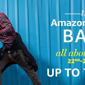 The Amazon Fashion Bash – Up To 70% Off